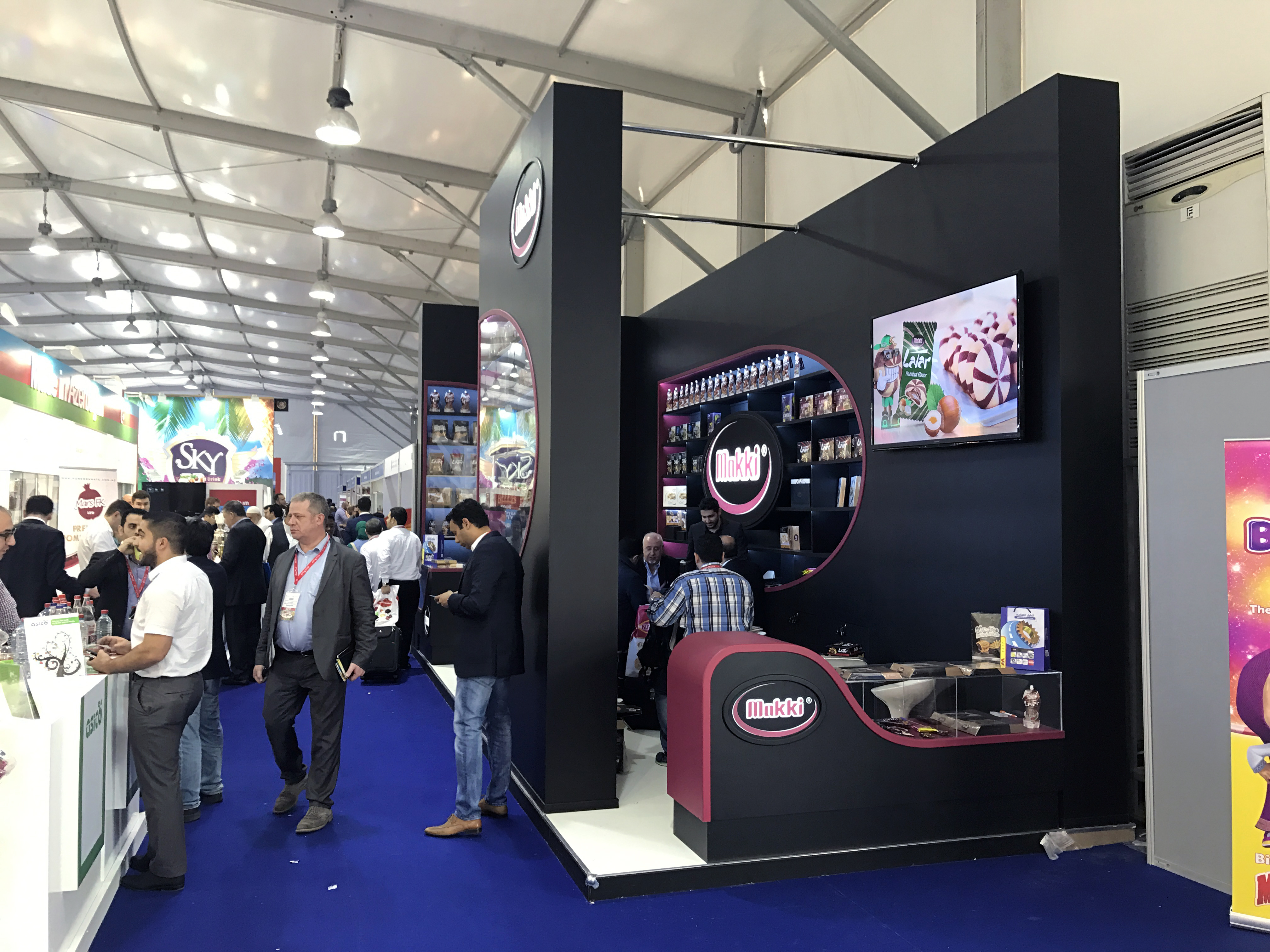 Exhibition Stand Builders In Sharjah : Exhibition stand builders companies in dubai